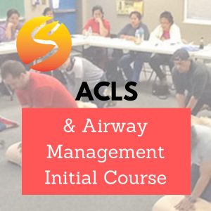 ACLS & Airway Management Initial Course