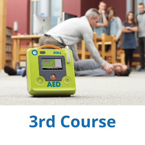 3rd Course: Office Emergencies and Drug Box Assembly
