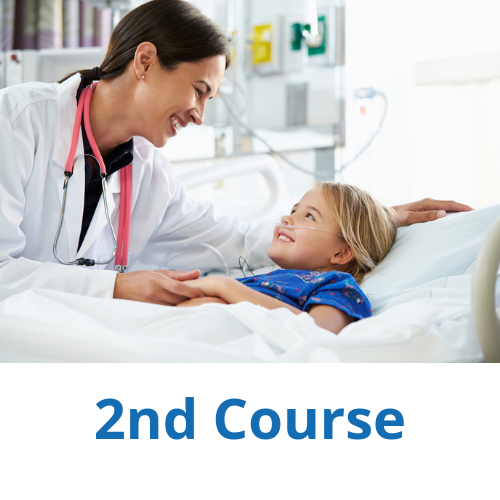 2nd Course: Pediatric Minimal to Moderate Drugs