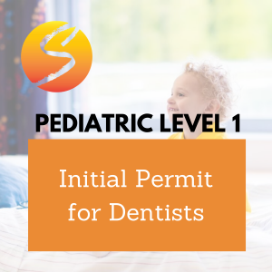 Pediatric Level 1 Initial Sedation Certification