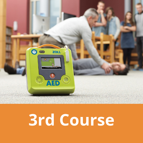 3rd Course: Office Emergencies and Drug Box Assembly (A)