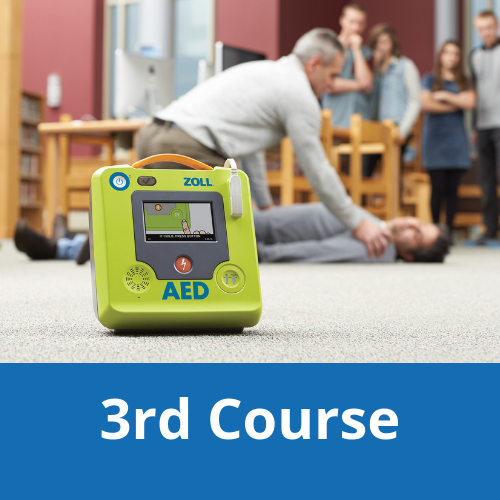 3rd Course: Office Emergencies and Drug Box Assembly (P)