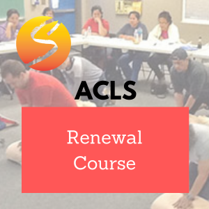 ACLS Renewal Course