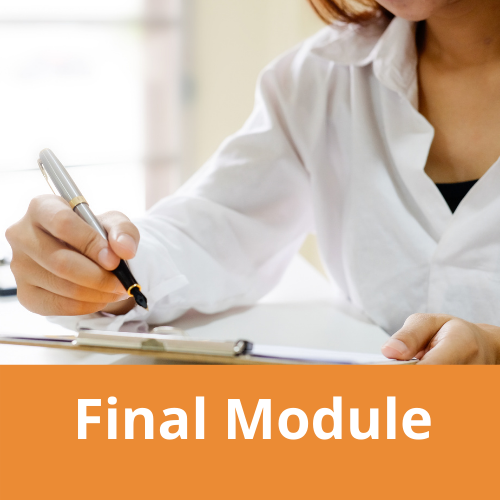 NEW* Final Module: Dental Sedation Rules and Regulations (AI) (ONLINE-ONLY)